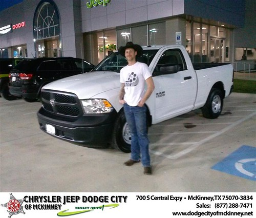 Happy Birthday to Randall C Mcguire from David Walls  and everyone at Dodge City of McKinney! #BDay by Dodge City McKinney Texas