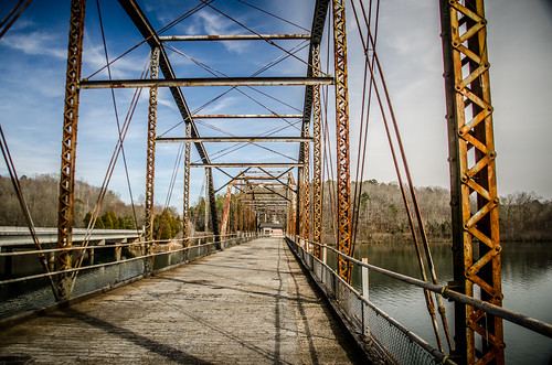 Parkers Ferry - Old 181 Bridge-008
