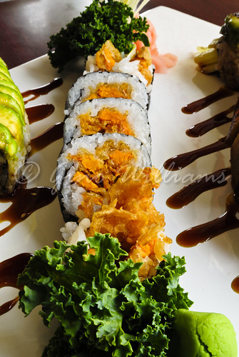 Sweet Potato Maki