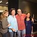 Brigdet, Dot Jones, Ed O'Neill, & Katherine - DSC_0134