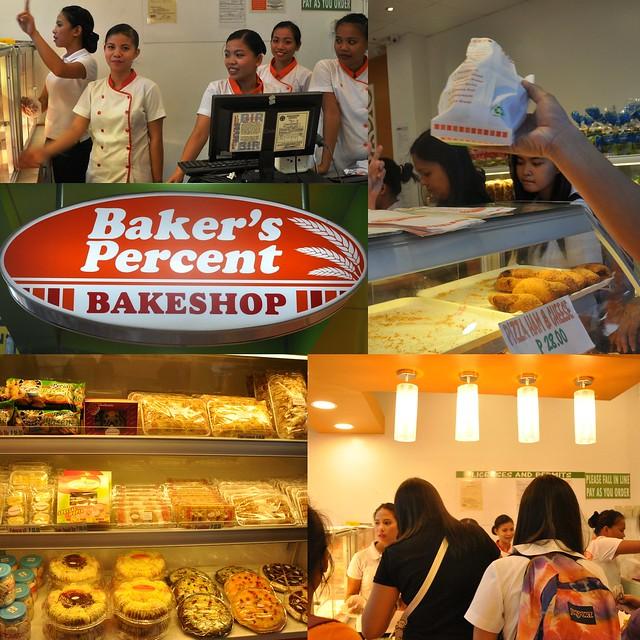 Baker's Percent
