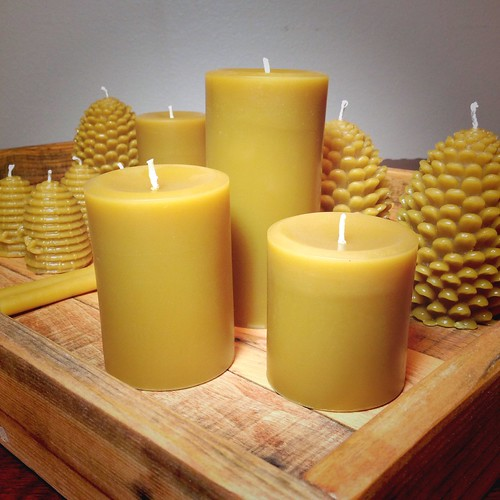 Newest candles to be introduced tomorrow aim class and at the Pearl