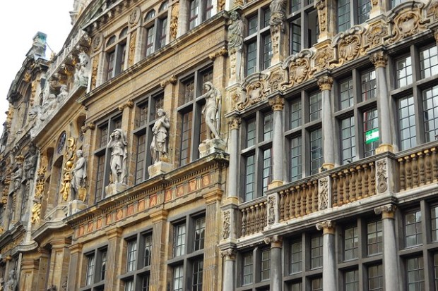 Grand Place / Grote Markt Architecture | Brussels, Third Time's a Charm | No Apathy Allowed