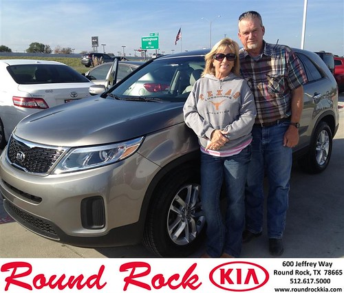 Thank you to Robert Naumann on your new 2014 #Kia #Sorento from Bobby Nestler and everyone at Round Rock Kia! #NewCar by RoundRockKia