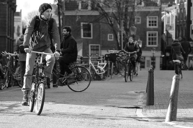 Minute city bike