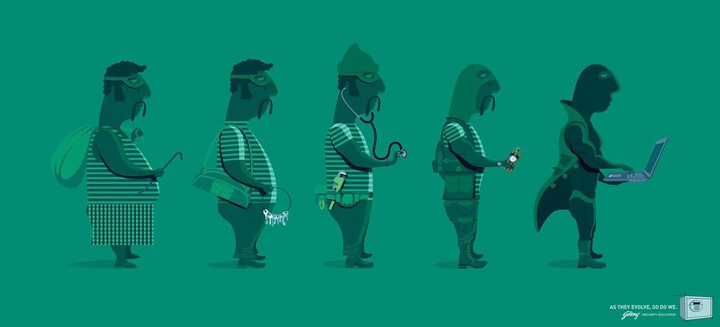Godrej - Evolution Burgler 1