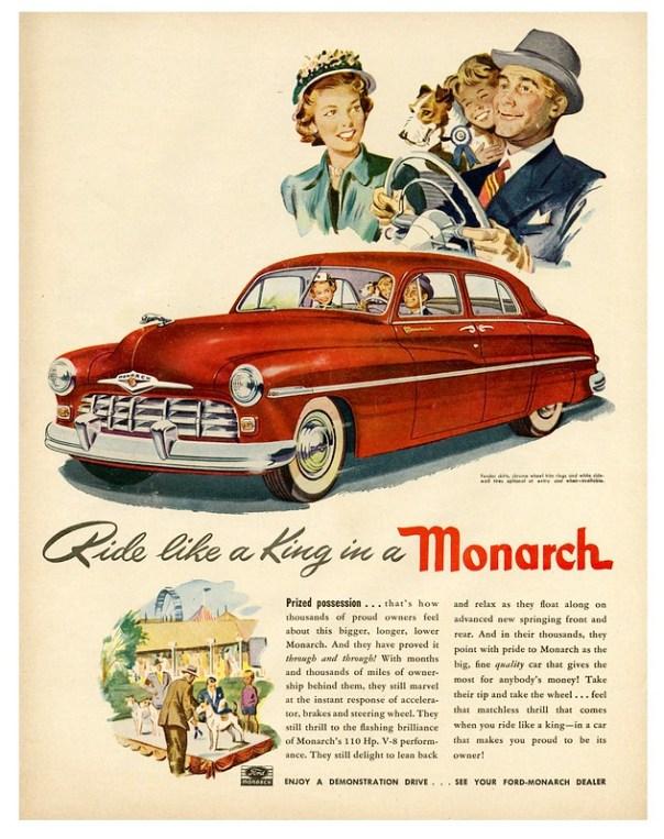 1950 Ford Monarch