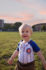 Baseball boy ~
