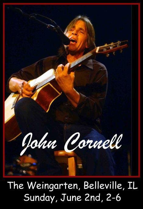 John Cornell 6-2-13