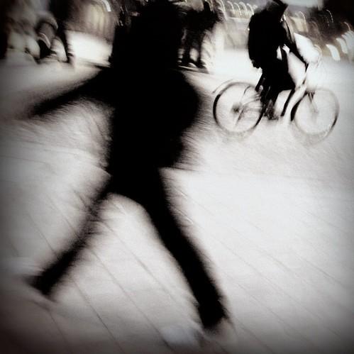 Time Split ~ Urban Chronicles ~ Paris ~ MjYj by MjYj