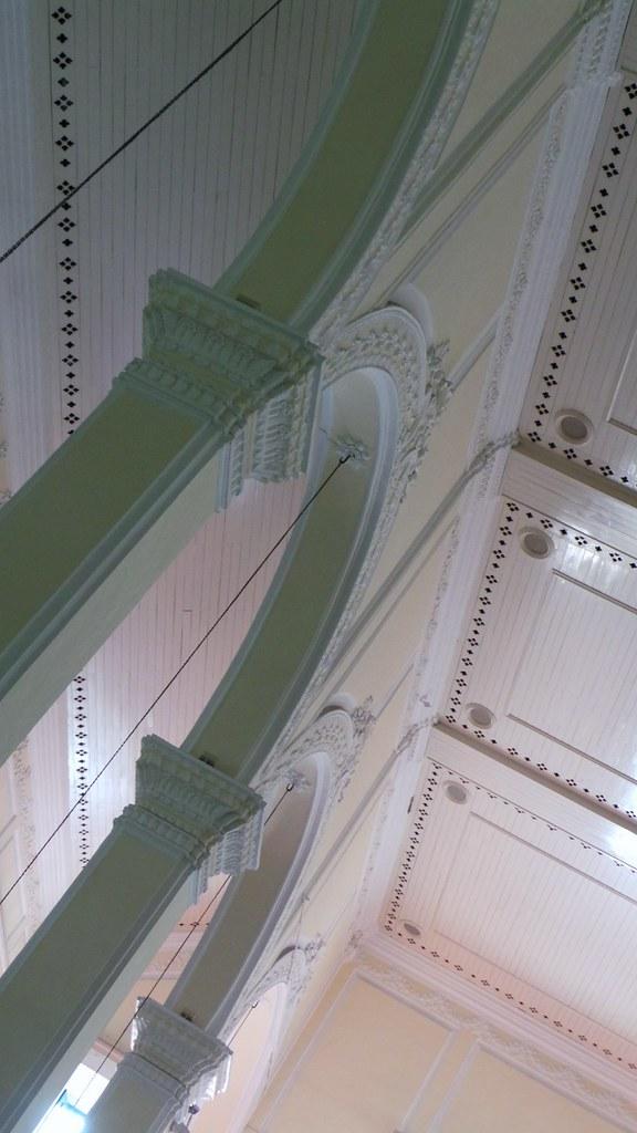 inside st. anthony church