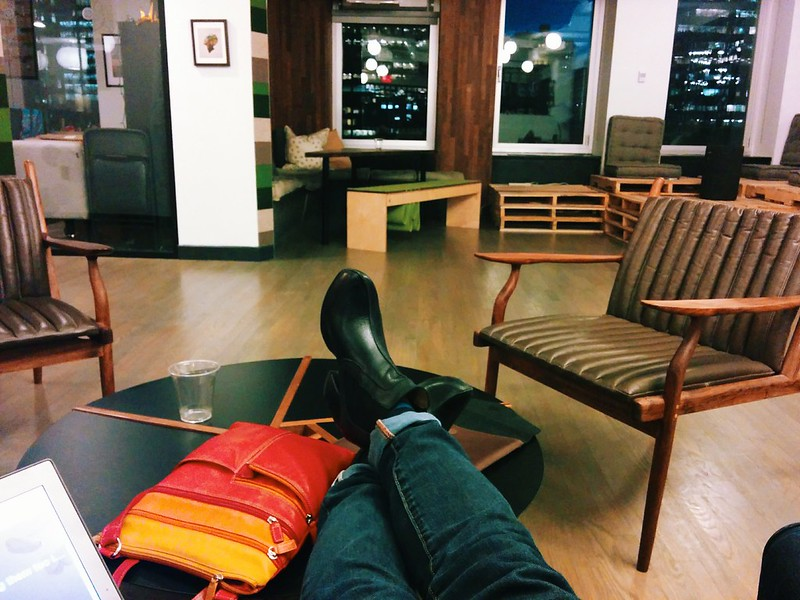 at wework