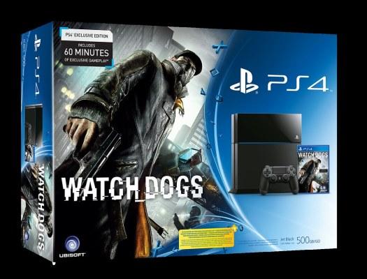 PS4 HW Box_3D_WDs BLANK