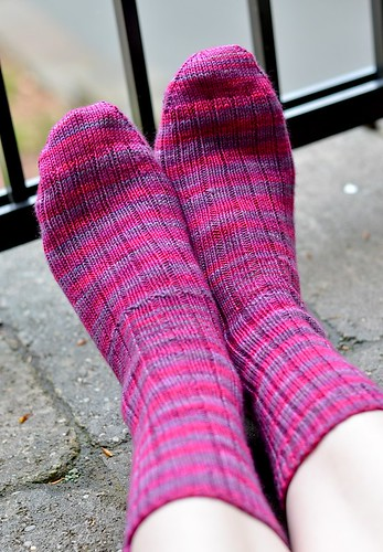 The Thing About Handknit Socks Glenna Knits