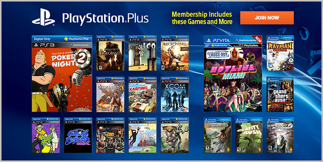 PlayStation Plus Update 10-22-2013