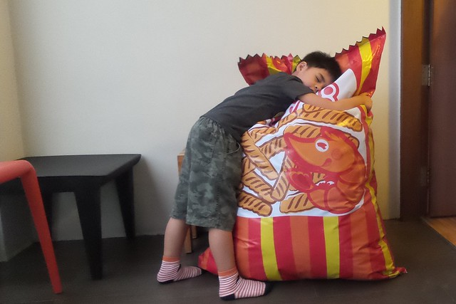 Giant Oishi bag