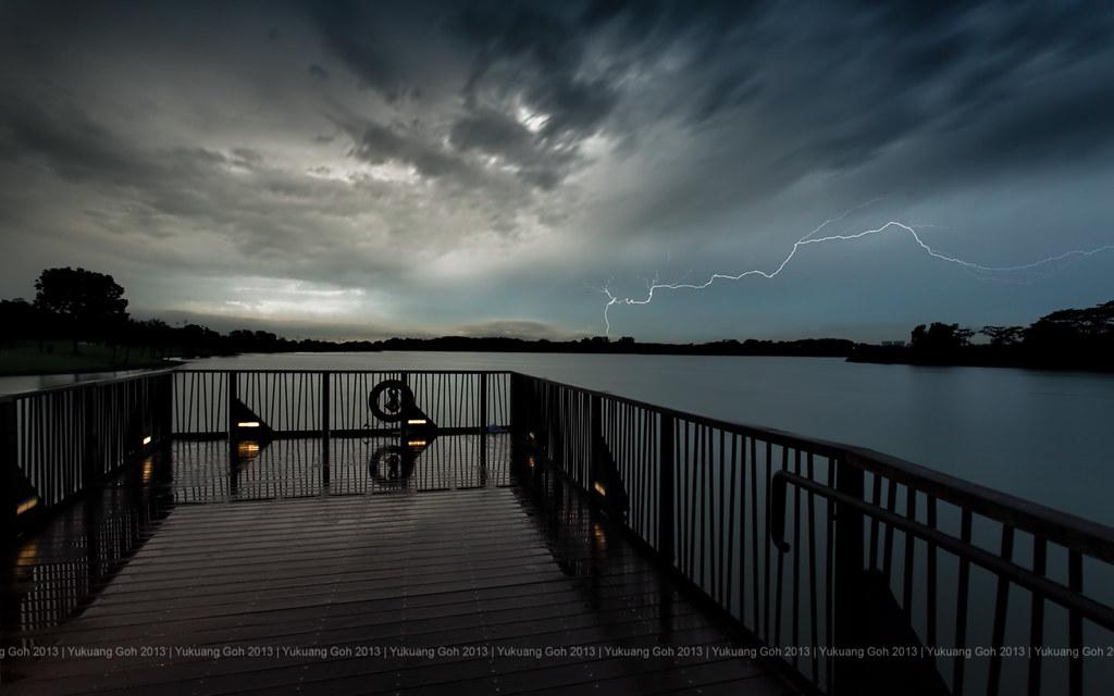 Thundery Sunrise II