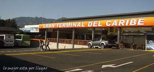 TERMINAL DE AUTOBUSES CARIBEÑOS, COSTA RICA