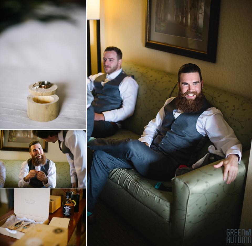 Autumn South Pond Farms Wedding Photography 0002