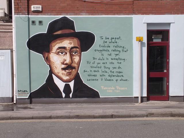 Street art and Graffiti at Bedminster, Bristol.