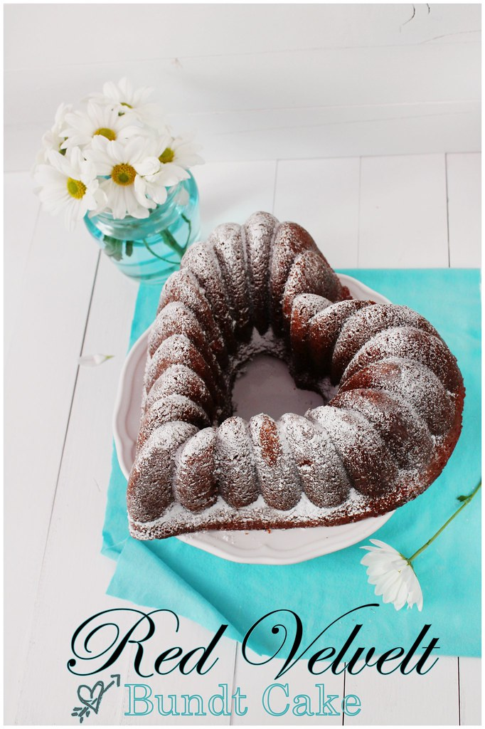 Red velvet, Bundt cake, the art of cupcakes