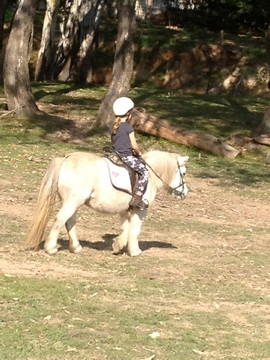Sophie's 2nd lesson