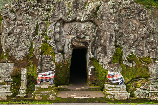 goa gajah, the elephant cave