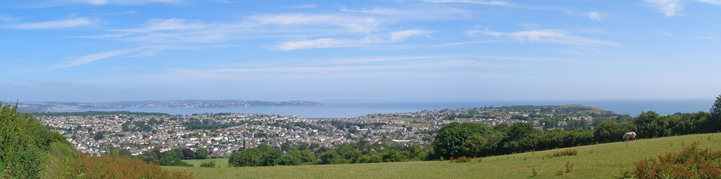 Torbay from Brixham