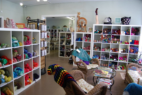 yarn store at nob hill