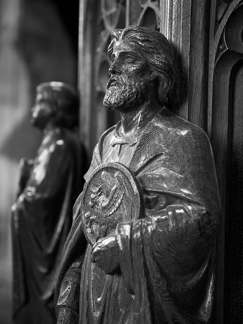 Pulpit detail 2