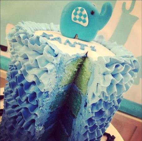 ombre cake1