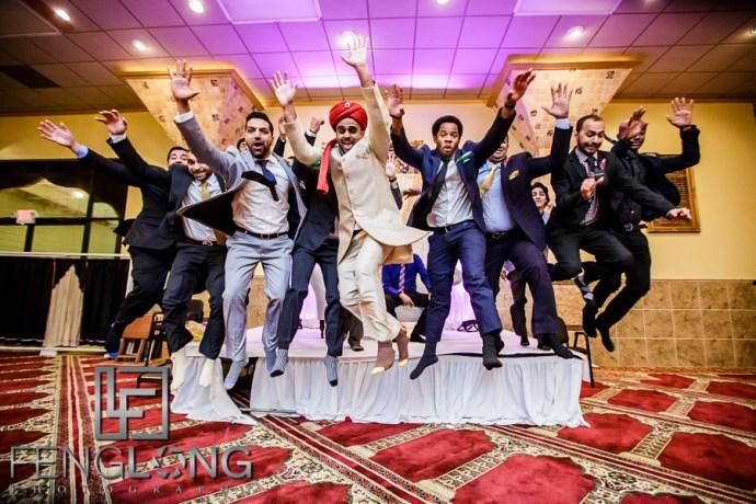 Atlanta Muslim Wedding at Jaffari Center
