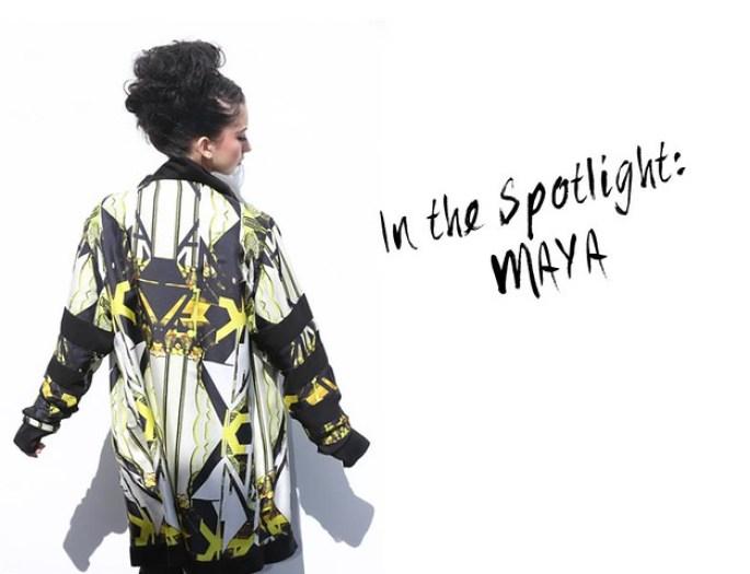 maya leeds college of art new designer