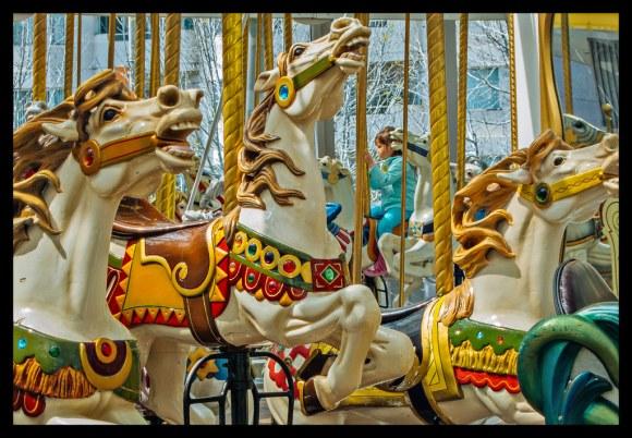 On the Carousel - San Francisco - 2012