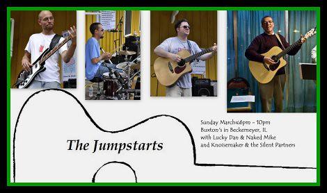 Jumpstarts 3-16-14