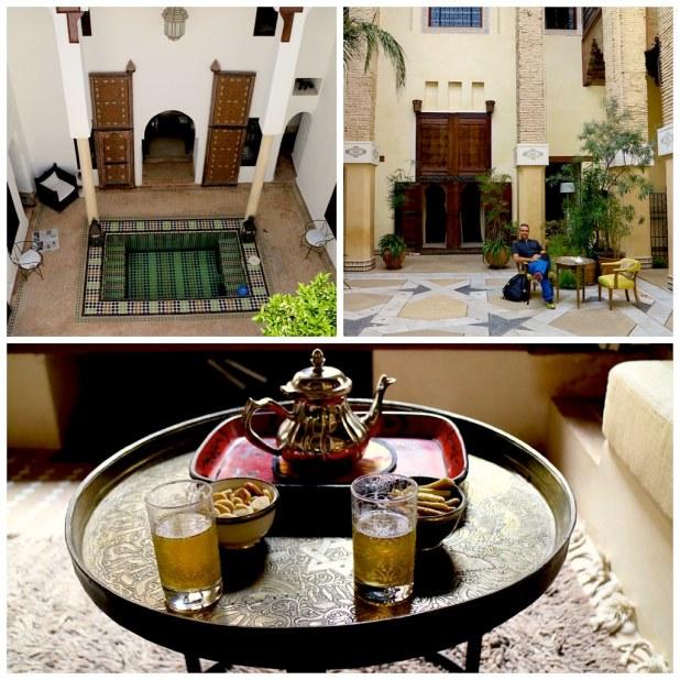 Riads en Marruecos