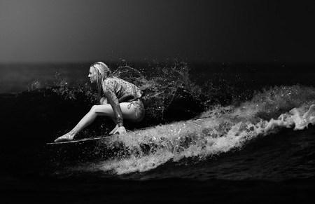 Stylish Longboarder