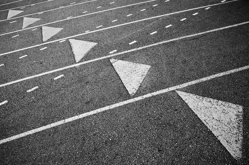 40/365 - Mixed Directions