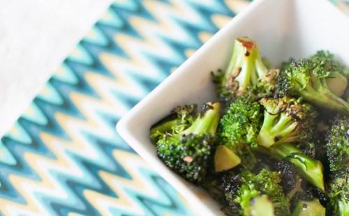 Stir-Fried Broccoli