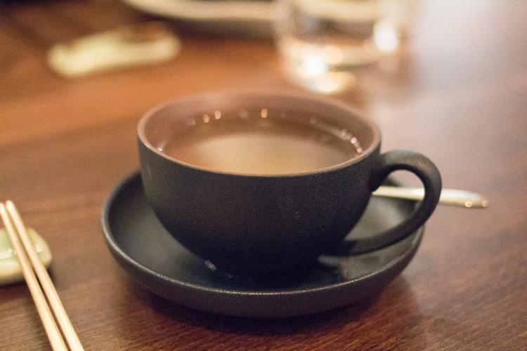 3. JinJuu Citrus tea