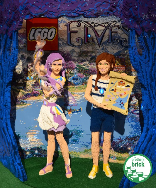 LEGO Elves at New York Toy Fair 2015 | The Brothers Brick | The ...