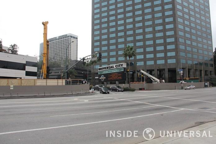 Photo Update: February 8, 2015 - Universal Studios Hollywood - Lankershim