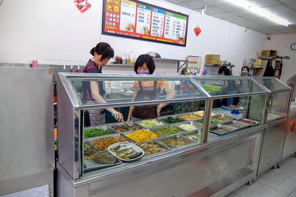 儂來簡餐便當-左營美食-便宜大份量的便當老店 | 沙拉麵@田園生活