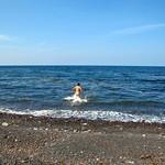 Ocean Skinny Dipping