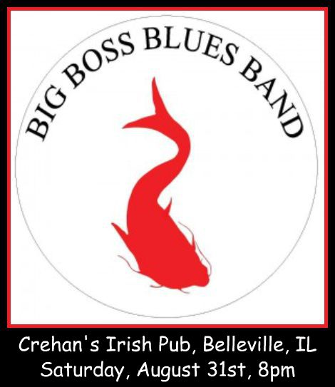 Big Boss Blues Band 8-31-13