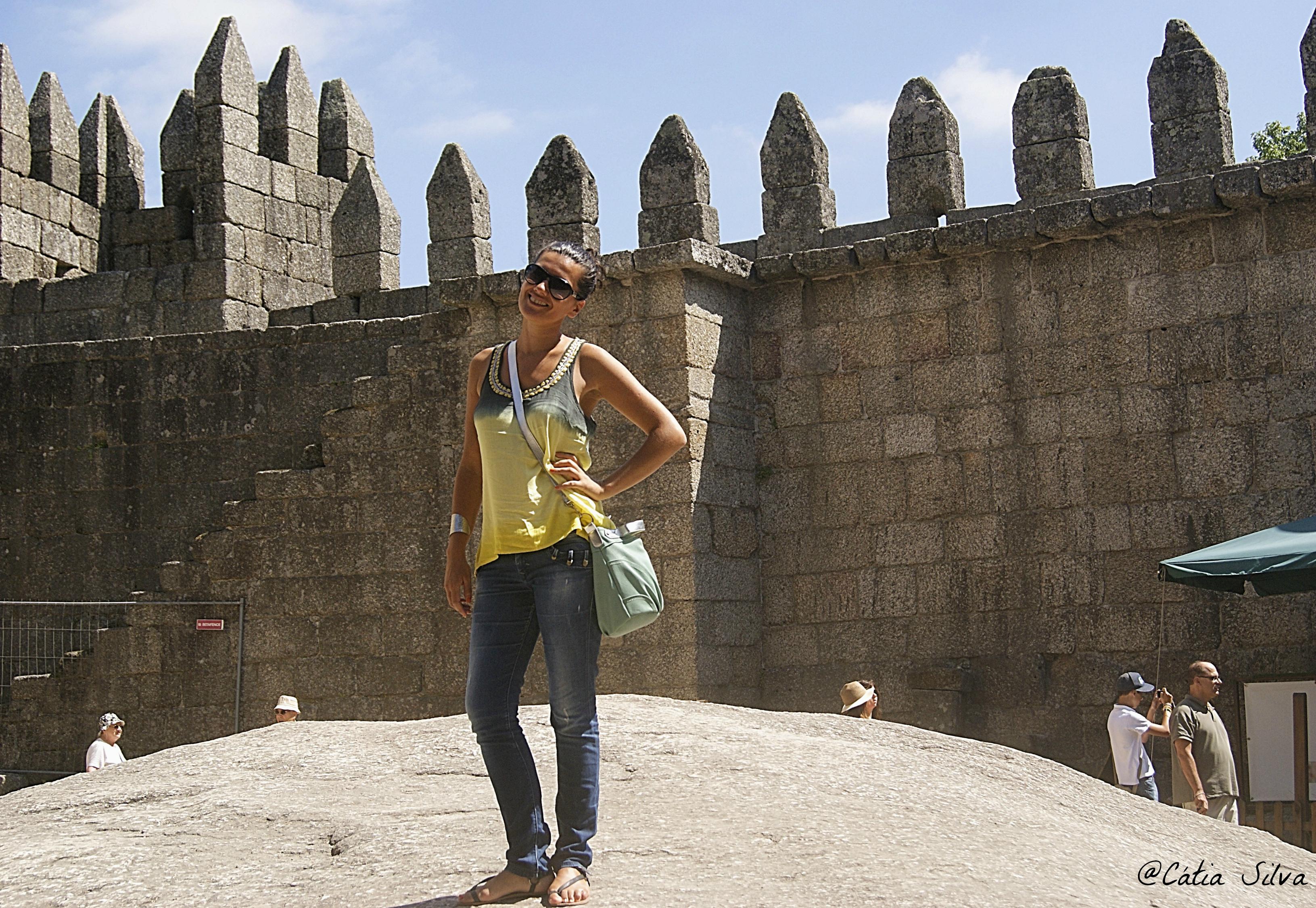 Castelo de Guimaraes - Portugal (5)