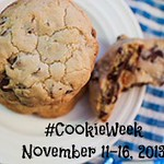 #cookieweek badge