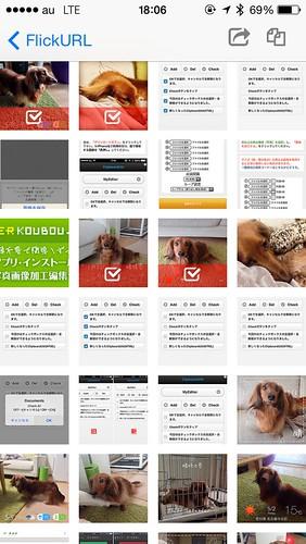 FlickURL_連携ボタン