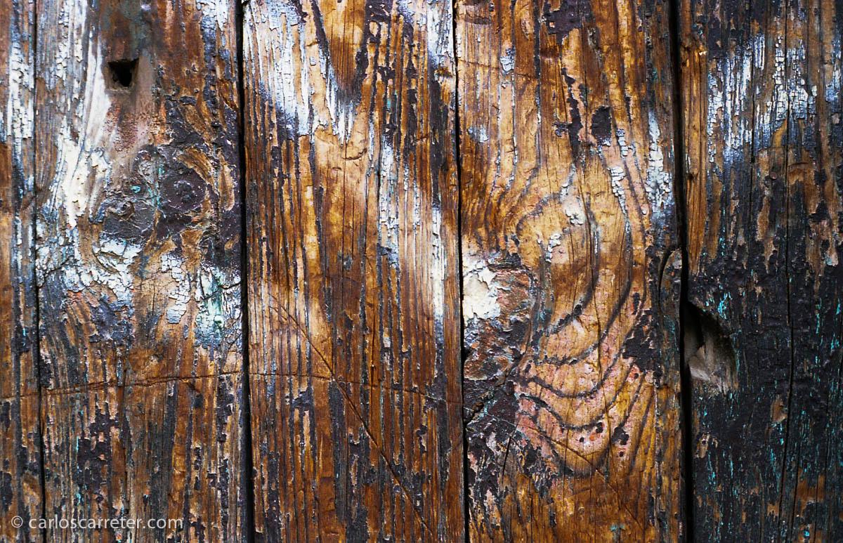 Viejas maderas