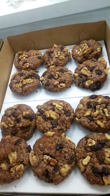 Dimpy's muffins